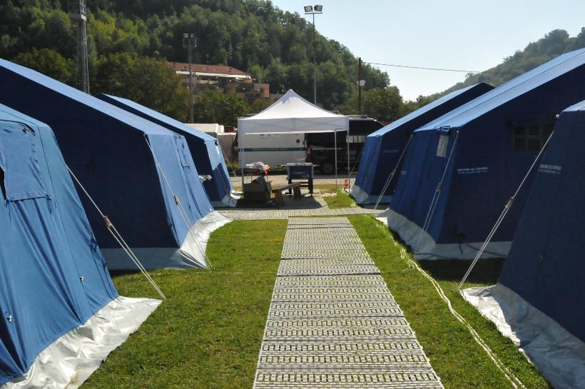 Attivo il sito web della Protezione civile delle Marche sul terremoto
