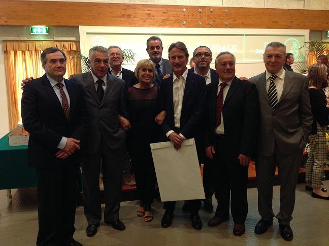 Il Premio Fedeltà della Camera di Commercio a sette tolentinati