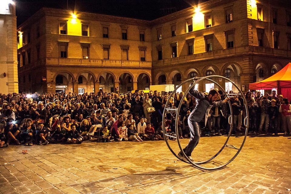 Artemigrante, festival di circo contemporaneo e teatro di strada