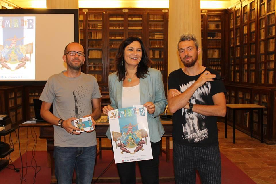 Gianni Sbrascini, Stefania Monteverde, Marco Cecchetti