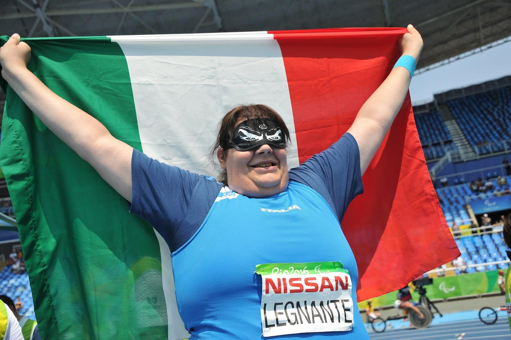 Paralimpiadi, Assunta Legnante oro nel peso.  Congratulazioni di Ceriscioli