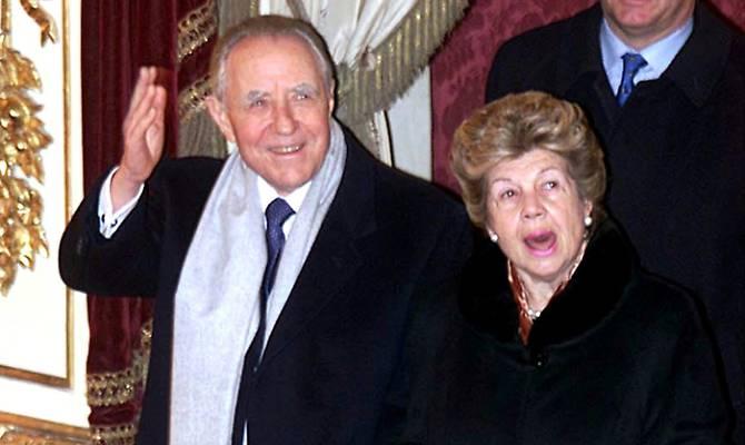E' morto Carlo Azeglio Ciampi. A Macerata iniziò la carriera in Banca d'Italia