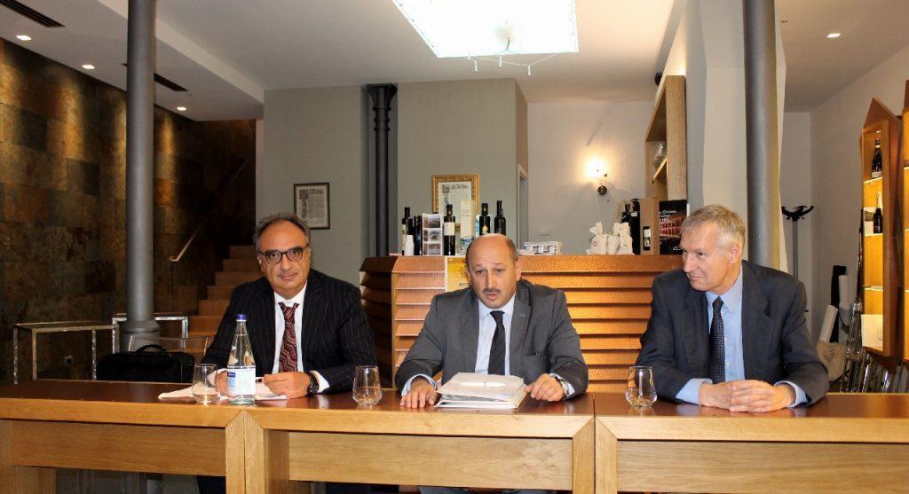 Massino Bontempi, Narciso Ricotta e Fabio Ruggeri