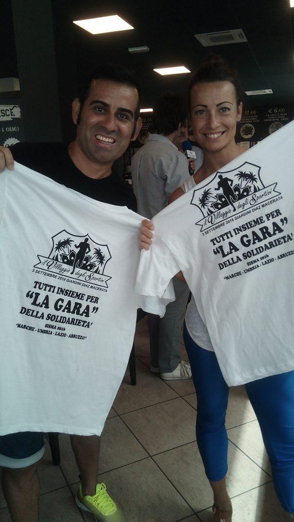 Miguel Benitez e Arianna Ciucci