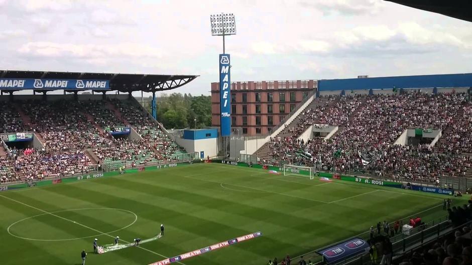 Lega Pro, in vendita i biglietti per Reggiana-Maceratese
