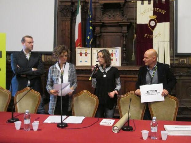 Overtime Festival. Premiato Postcalcium, blog della giornalista Francesca Di Giuseppe