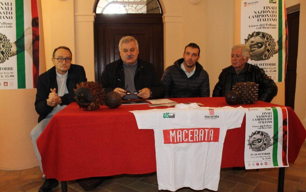 Alferio Canesin, Buschittari, Gentilozzi