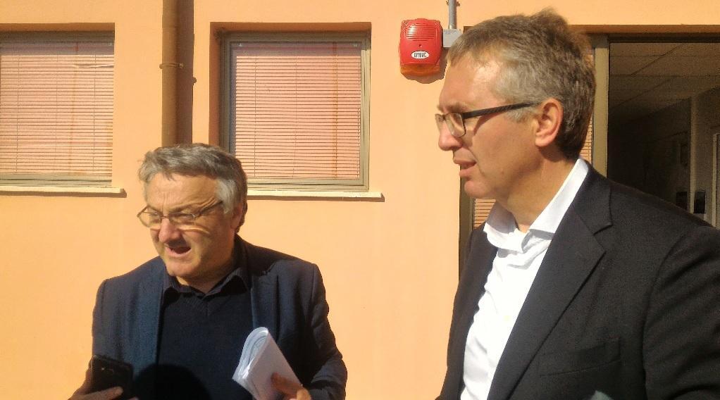 Terremoto. Il presidente delle Marche Luca Ceriscioli fa il punto della situazione