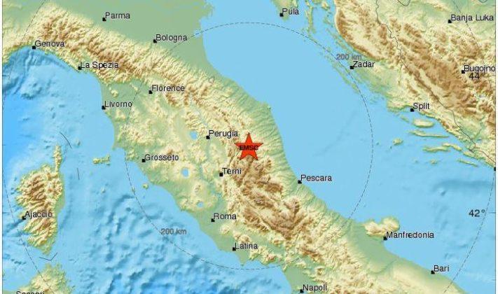 Terremoto magnitudo 6.5 alle 7.40. Violenta scossa di185 secondi. Danni ingenti