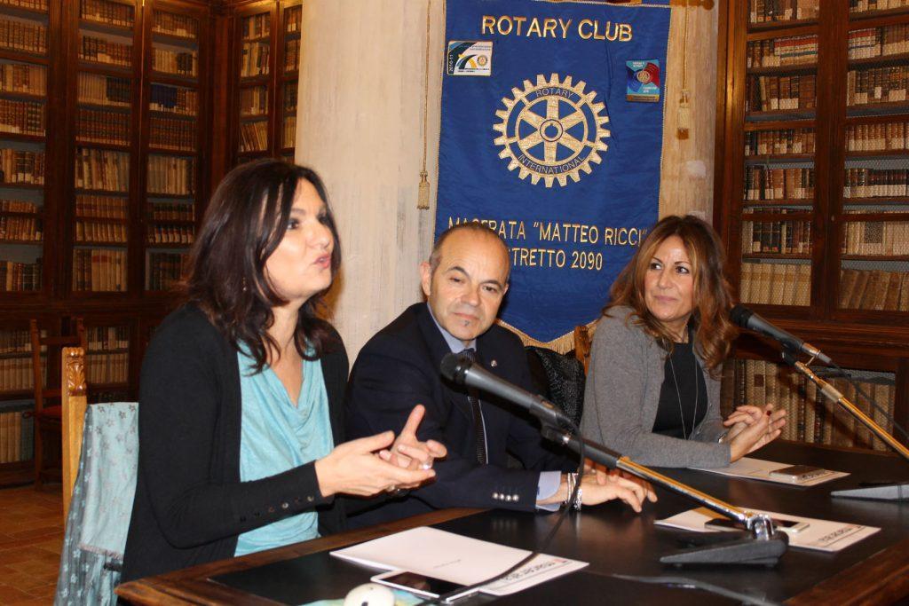 Stefania Monteverde, Gianni Giuli e Paola Taddei