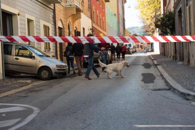 Report terremoto. Aumenta il numero delle zone rosse a rischio crolli