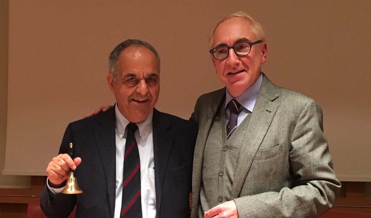 Unimc, Francesco Adornato riceve il testimone di rettore da Luigi Lacchè