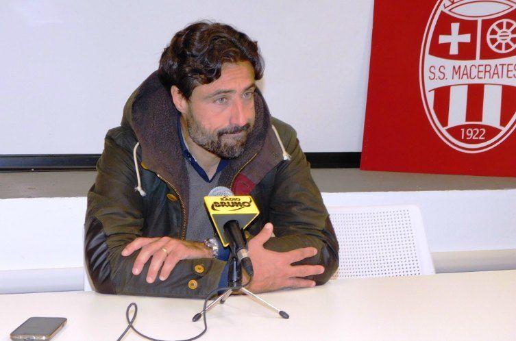 Maceratese-Parma, Federico Giunti soddisfatto del punto e della squadra