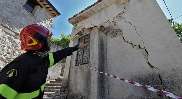 Report Terremoto. Cresce la stima dei danni, assistite 24.978 persone