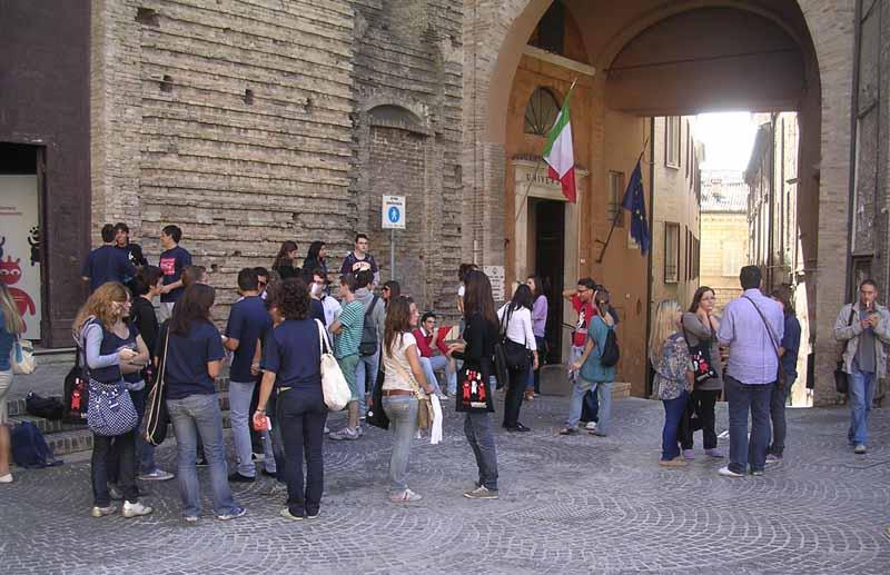 L'Università di Macerata conferma la ripresa delle attività per il 7 novembre