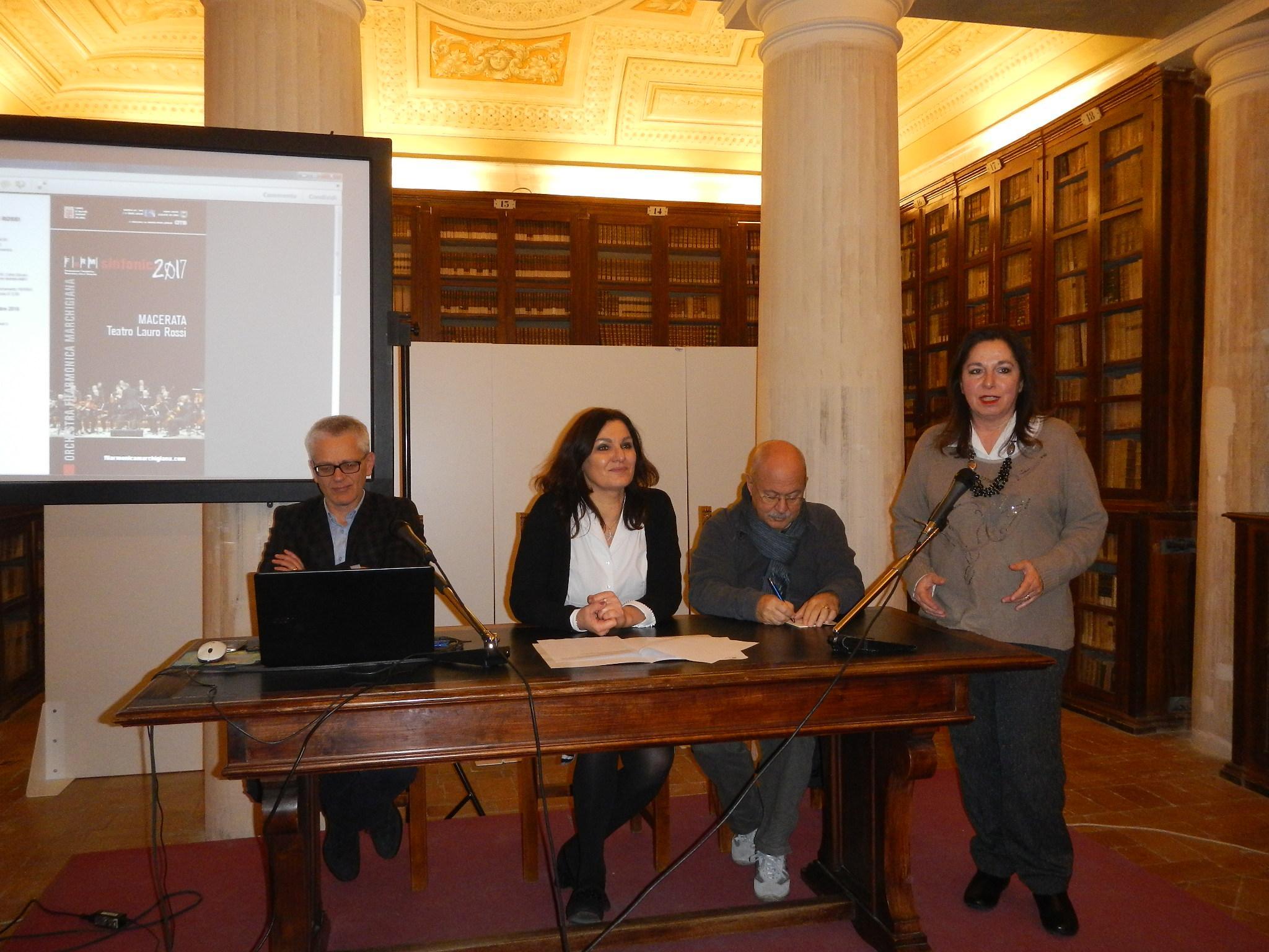 Pronta la nuova stagione sinfonica della FORM al Teatro Lauro Rossi