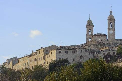 La Provincia approva variante al Piano Regolatore di Montecosaro