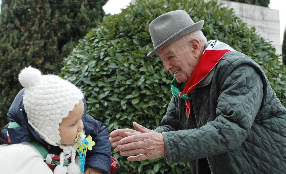 San Severino Marche: morto Umberto Ferroni, fu deportato in Germania