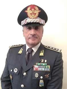 Il Generale C.A. Giorgio Toschi