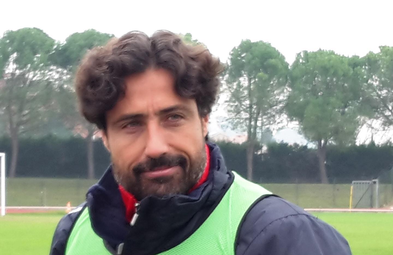 Maceratese-Sudtirol presentata da mister Federico Giunti