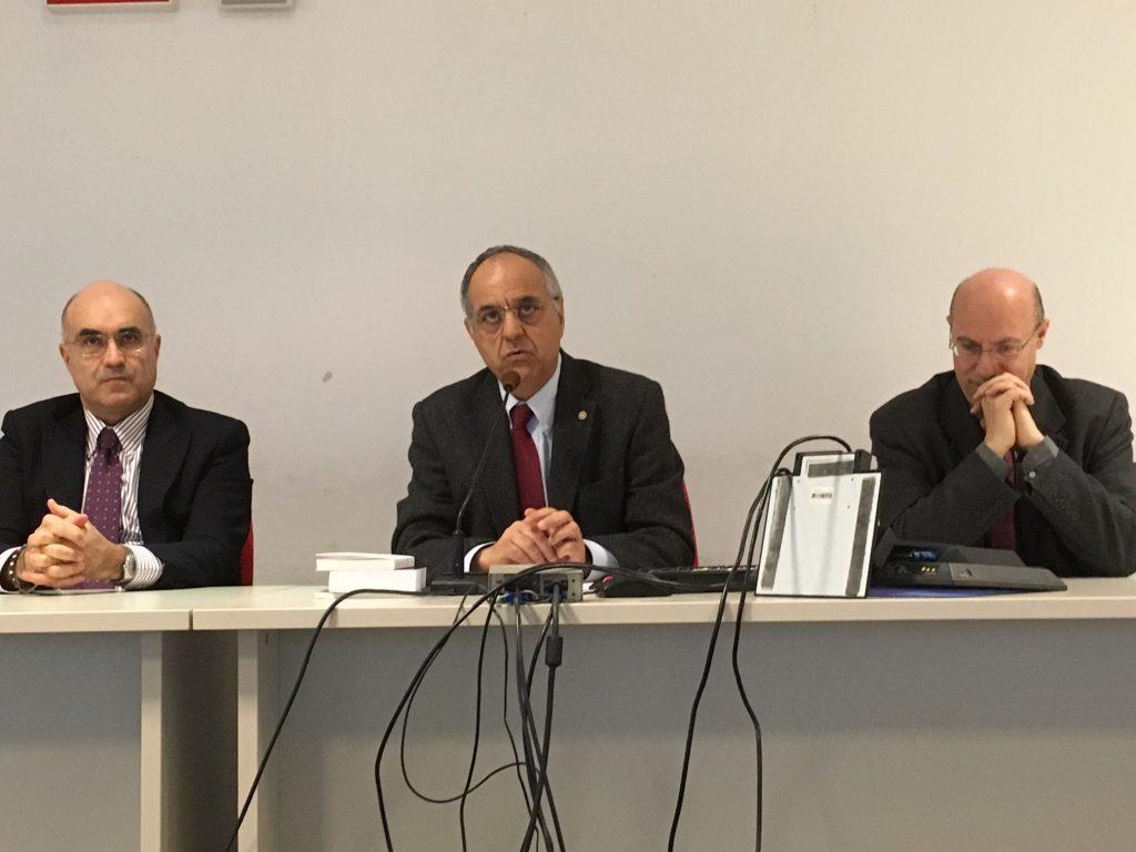 Mauro Giustozzi, Francesco Adornato, Claudio Ortenzi