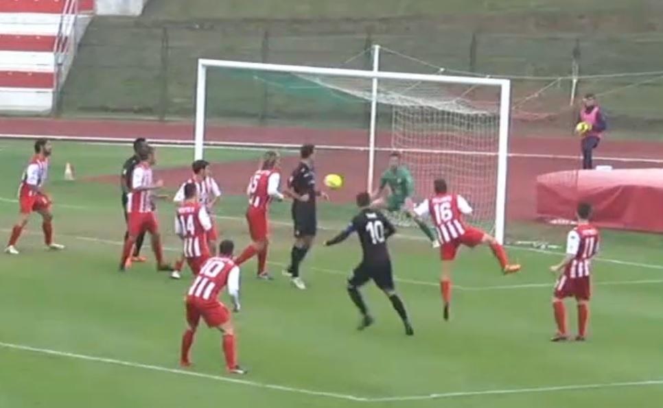 Il gol decisivo di Fink