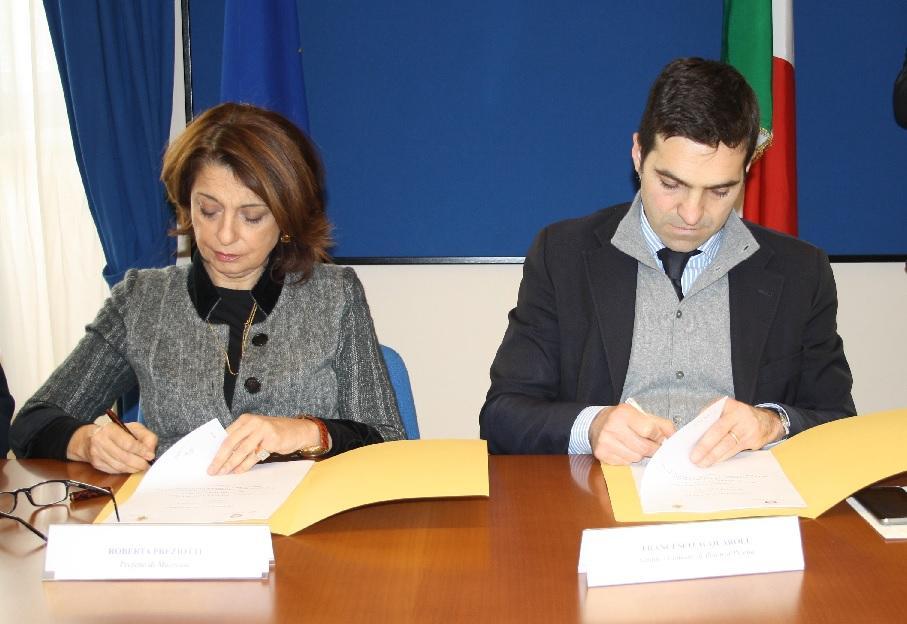Prefettura e Comune di Potenza Picena, intesa per il volontariato degli stranieri