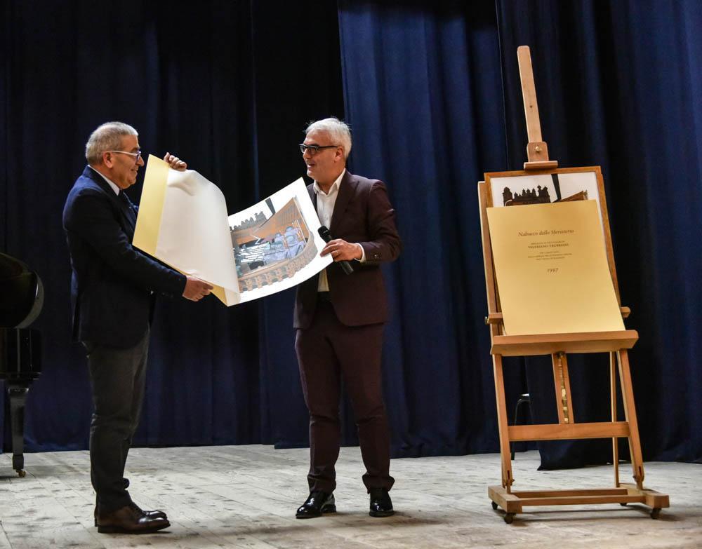 Fabiani e Romano Carancini