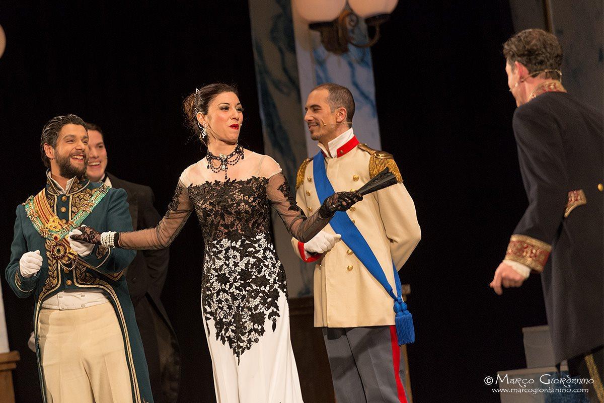 Treia, La vedova allegra apre la stagione teatrale alla ricerca del buonumore