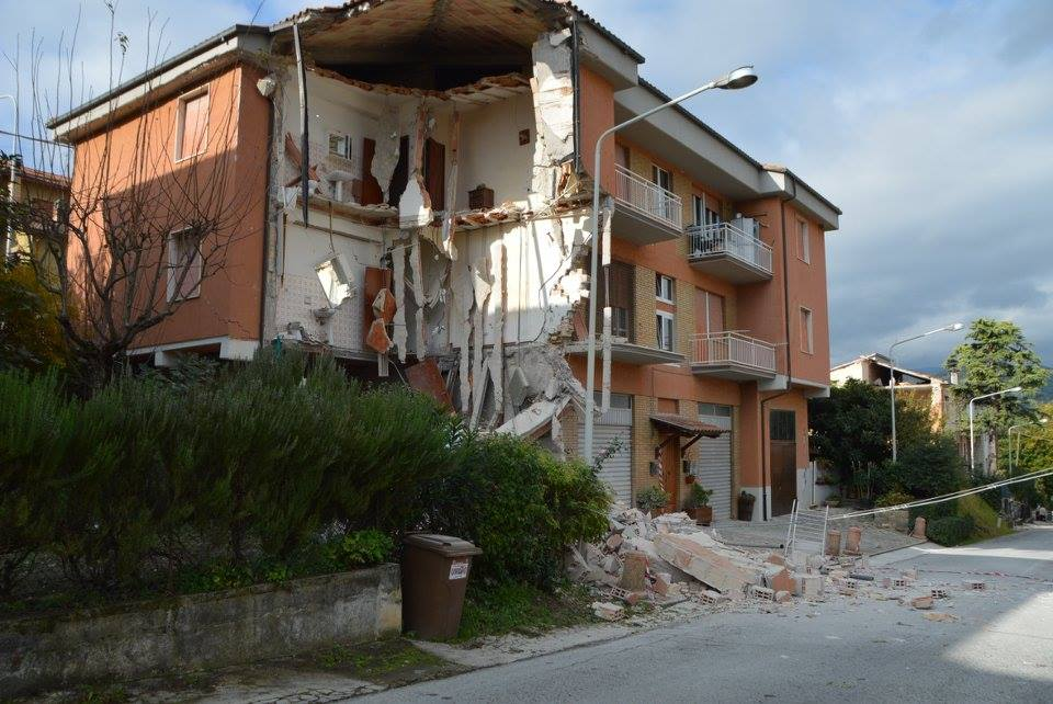San Severino Marche, gestione emergenza terremoto in consiglio comunale