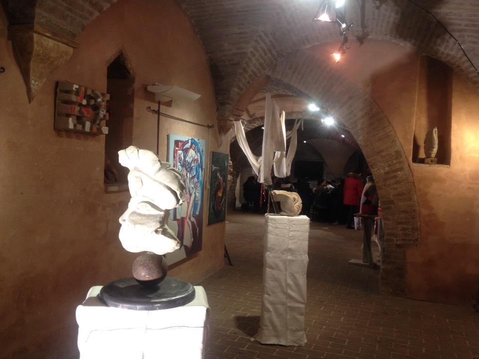 Macerata Antichi Forni, Archè oggi propone Francesco Ciccarelli e Marta Ricci
