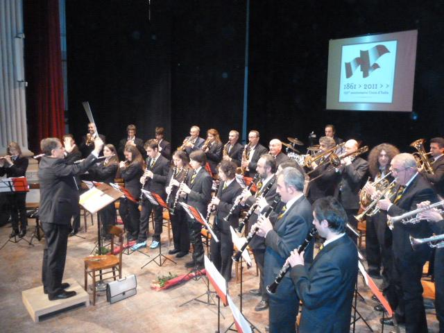 Le Bande di San Severino Marche e Appignano unite nel concerto dell'Epifania