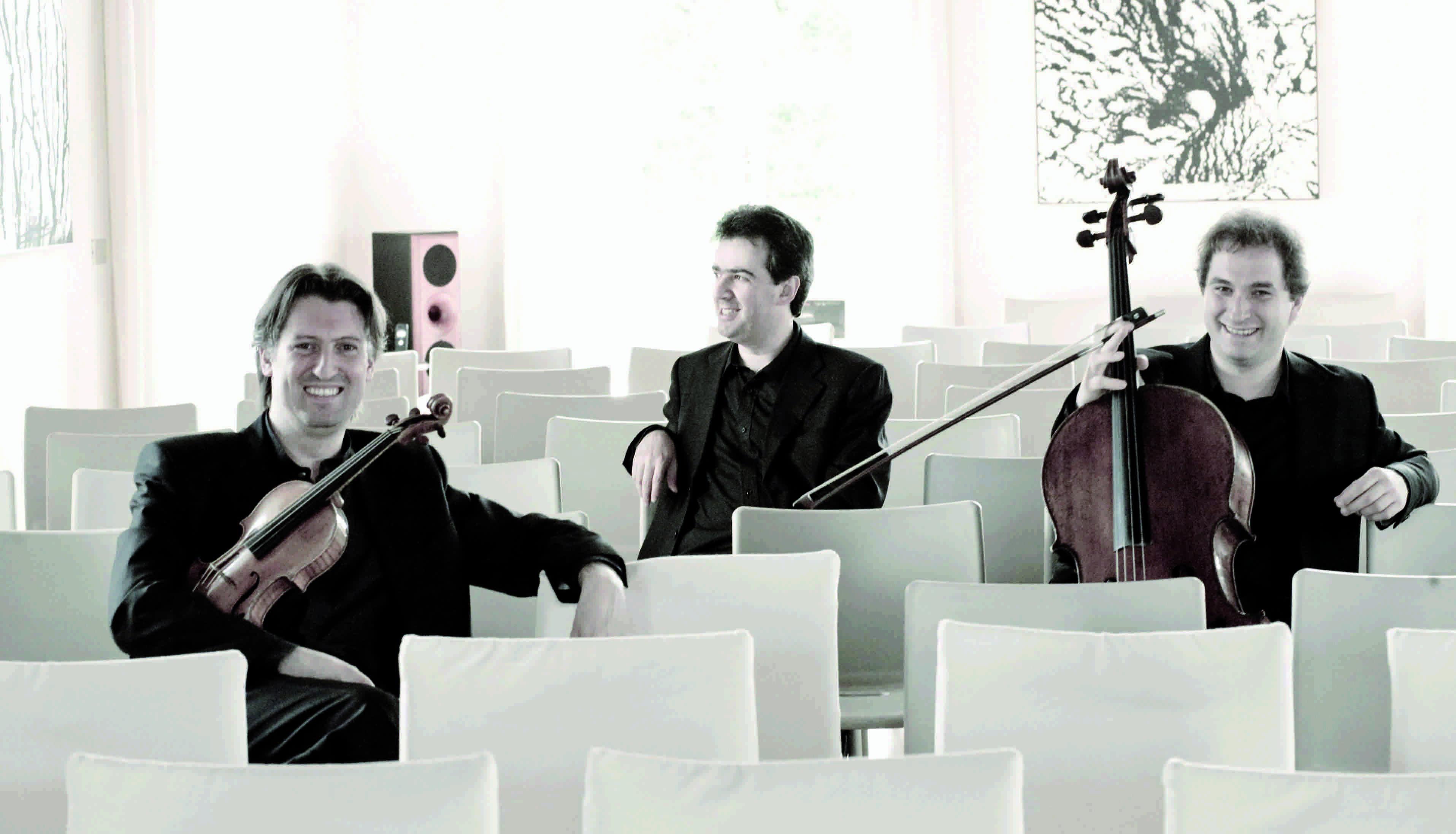Il Trio di Parma al Teatro Lauro Rossi per i Concerti di Appassionata