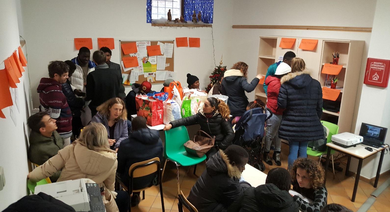 Famiglie a Colori, Macerata e l'affido di minori stranieri non accompagnati