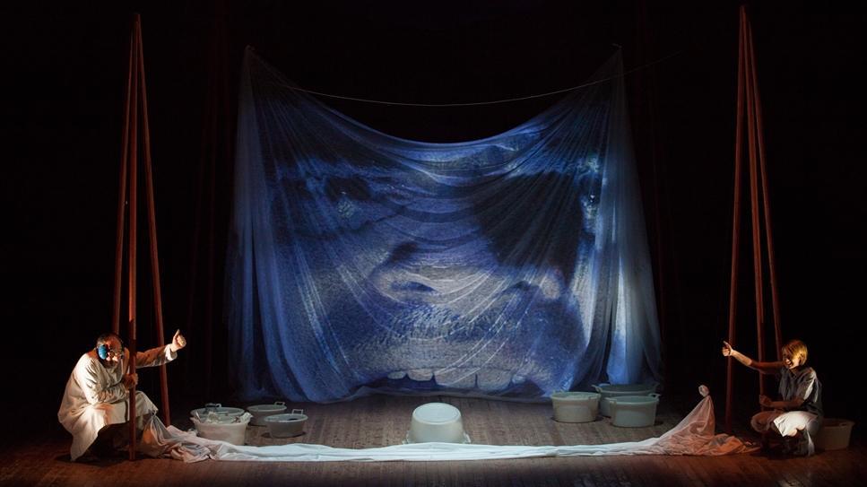 Teatro Ragazzi al Persiani di Recanati con Il Gigante Soffiasogni