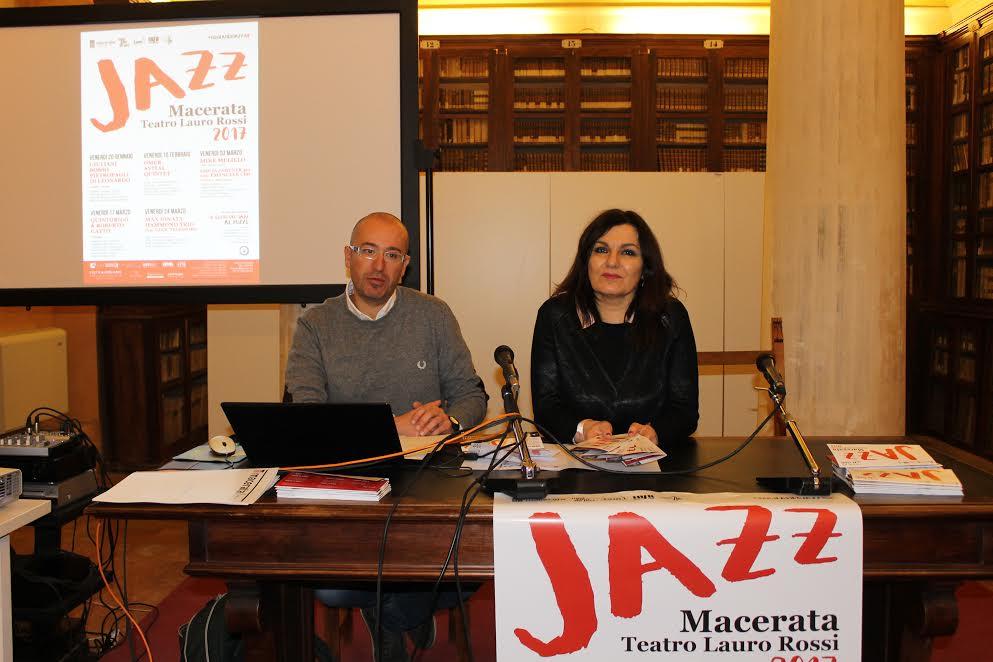 Macerata Jazz 2017, presentata la nuova stagione al Teatro Lauro Rossi