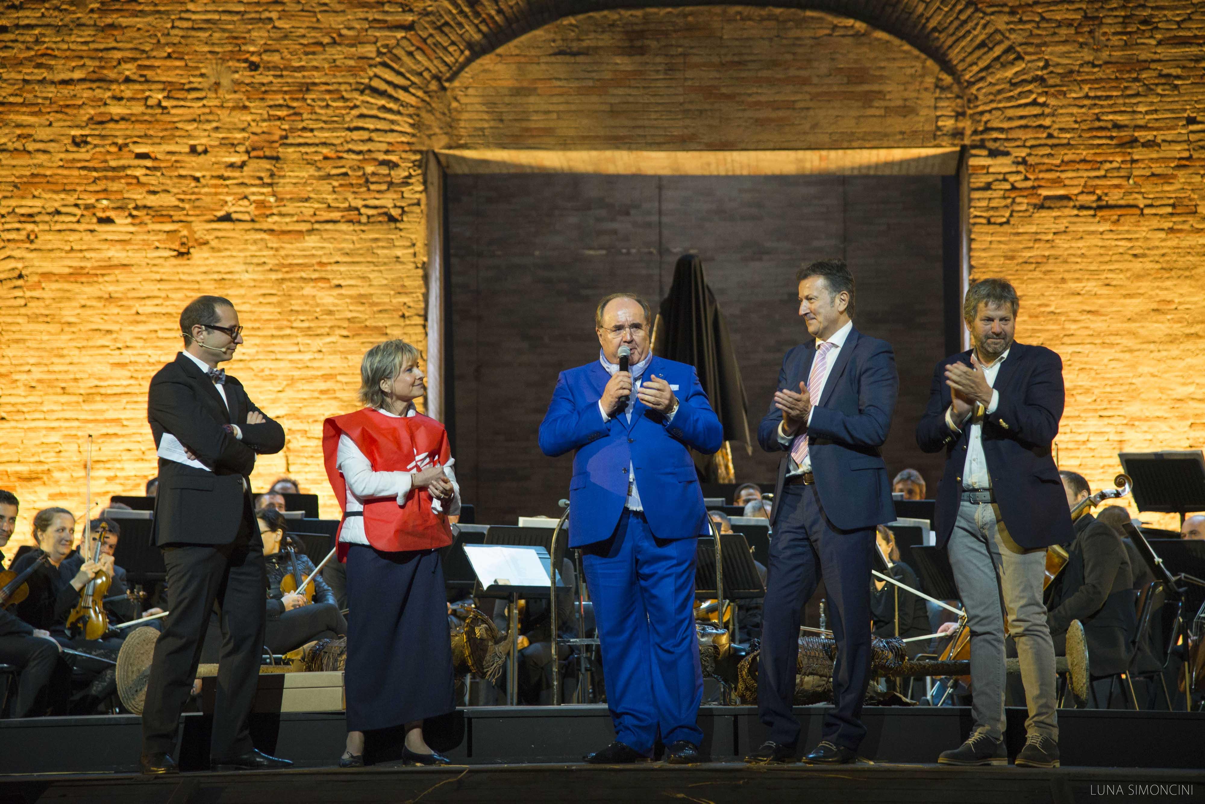 Macerata Opera Festival, raccolti 18mila euro per Medici Senza Frontiere