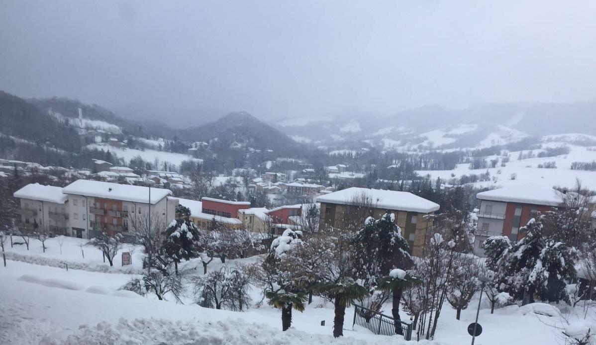 Neve e sisma, sotto controllo la situazione nelle Marche