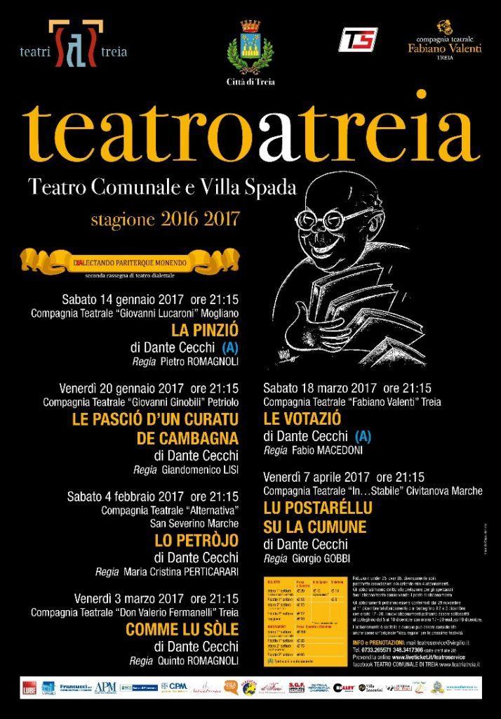 teatro treia
