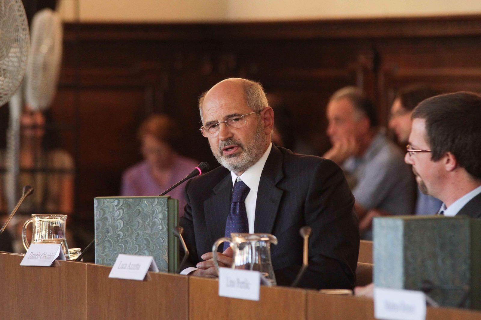 A Unimc incontro con Daniele Olschki, storia e prestigio di un editore