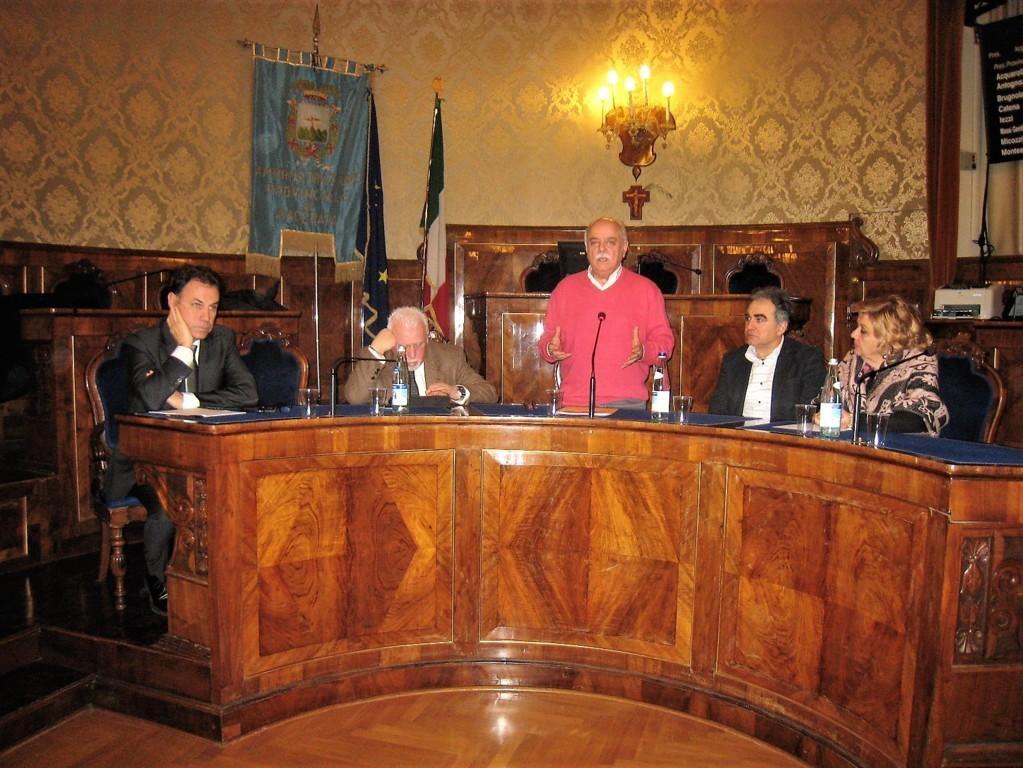 La Provincia ha riunito il tavolo istituzionale per lo sviluppo economico