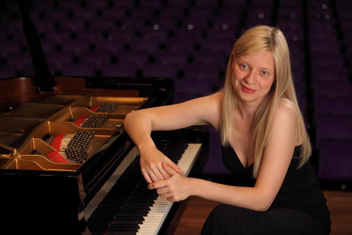 Concerti a Recanati, Valentina Lisitsa e Dante Milozzi con Sinfonietta Gigli