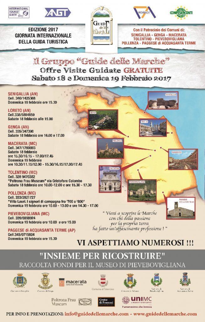 locandina guide turistiche