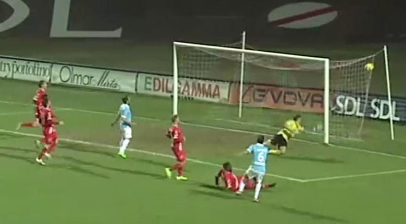 Mantova-Maceratese 3-1, la Rata da trasferta questa volta non funziona