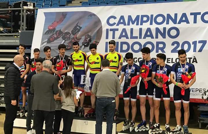 Pattinaggio, i campioni settempedani protagonisti ai campionati indoor