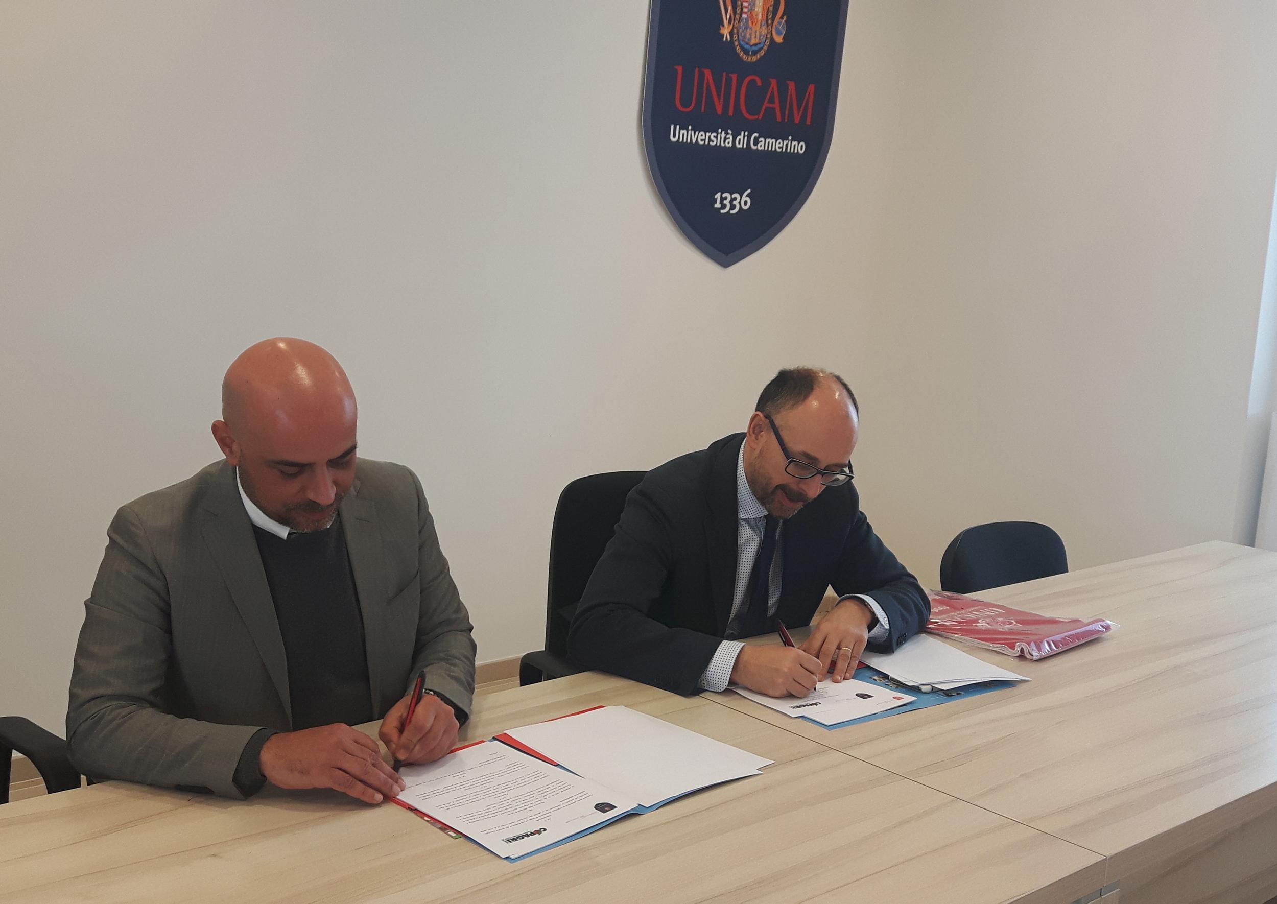Al via la collaborazione tra Università di Camerino e Copagri Marche