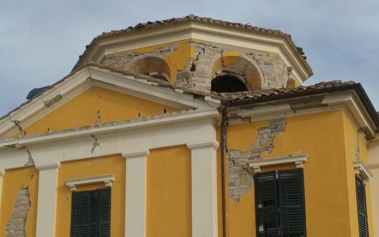 San Severino Marche, il sindaco scrive al FAI per salvare Villa Collio