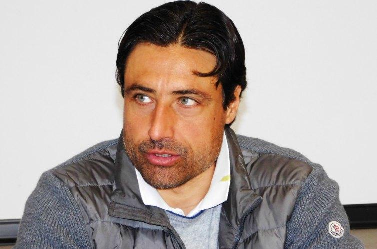 Federico Giunti, trainer della Maceratese