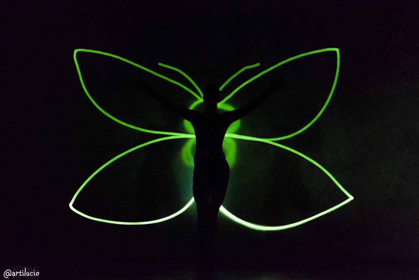"""Recanati, al Persiani l'Evolution Dance Theater con """"Night garden"""""""