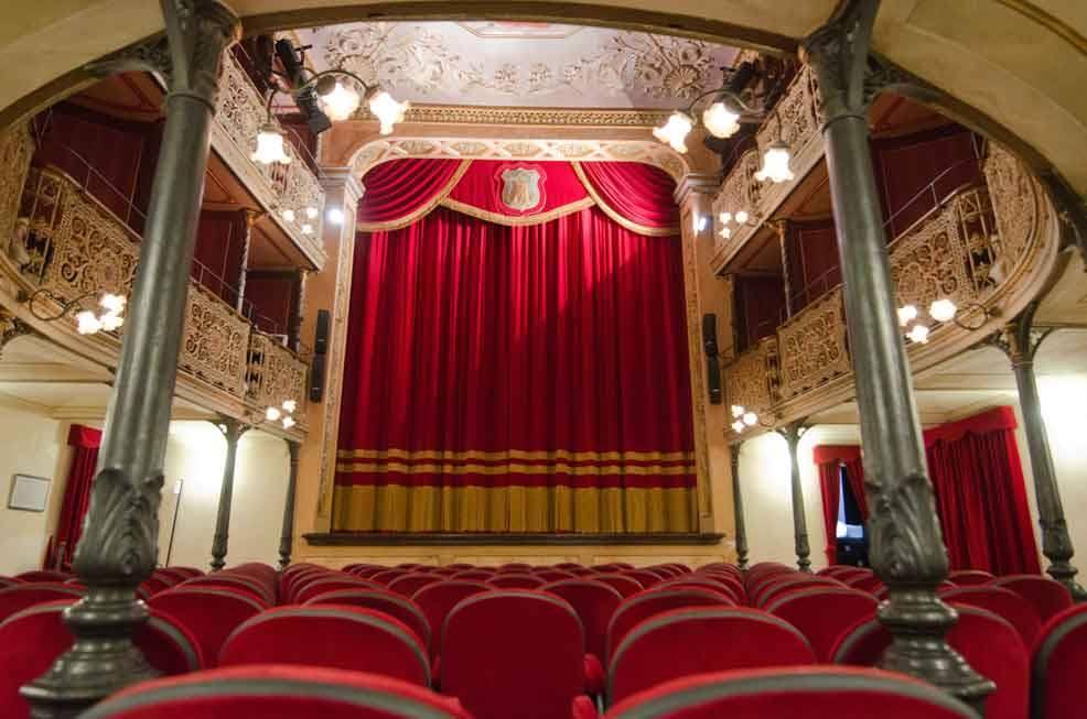 Il Teatro La Rondinella di Montefano